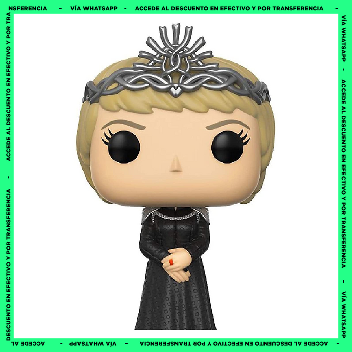 Funko Pop Cercei Lannister  (51) - Game Of Thrones