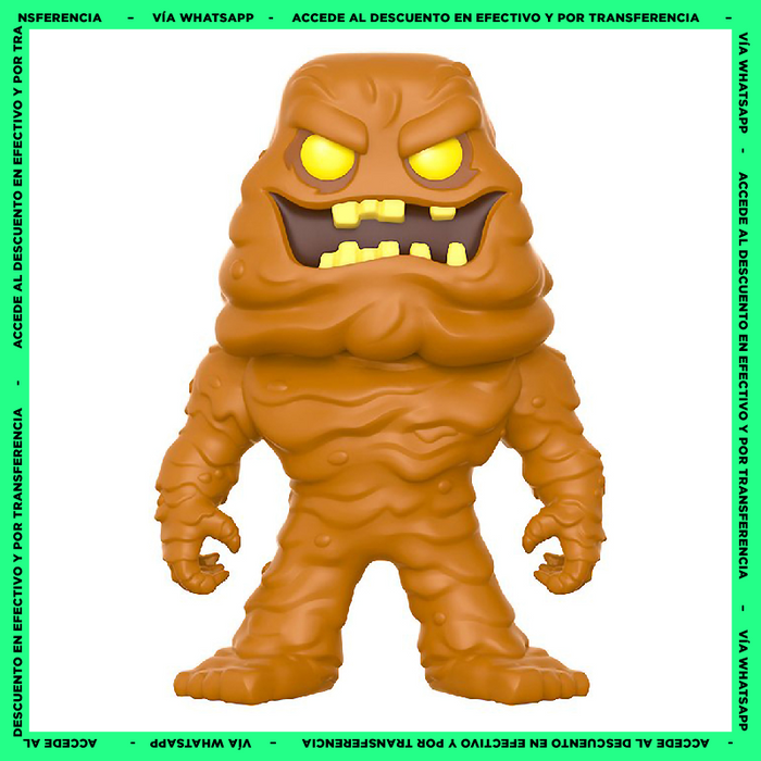Funko Pop Clayface  (191) - Batman The Animated Series - DC Comics