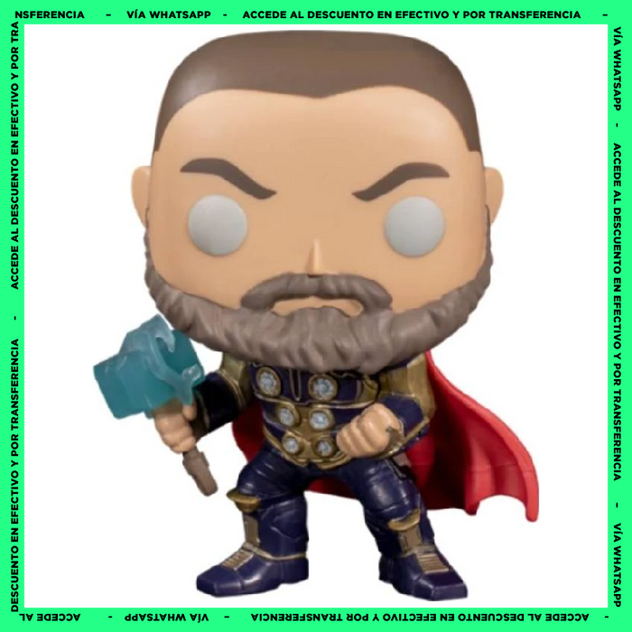 Funko Pop Thor (628) - Gamerverse - Avengers - Marvel