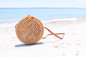 The Cape Cod Cane Crossbody (Back in Stock approx 1/20)