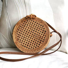 Load image into Gallery viewer, The Cape Cod Cane Crossbody, Two Styles Available