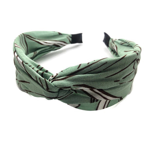 Palms Knotted Headband (2 Color Options)