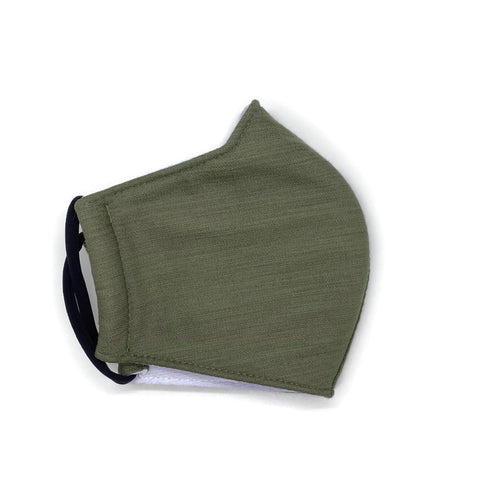 Hunter Green Face Mask (Unisex)