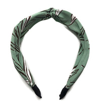 Load image into Gallery viewer, Palms Knotted Headband (2 Color Options)