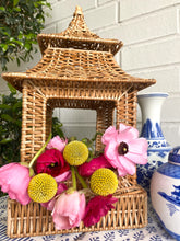 Load image into Gallery viewer, Wicker Pagoda