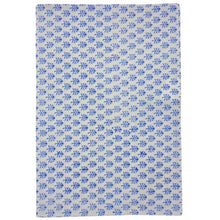 Load image into Gallery viewer, Booti Blue Kitchen Towel
