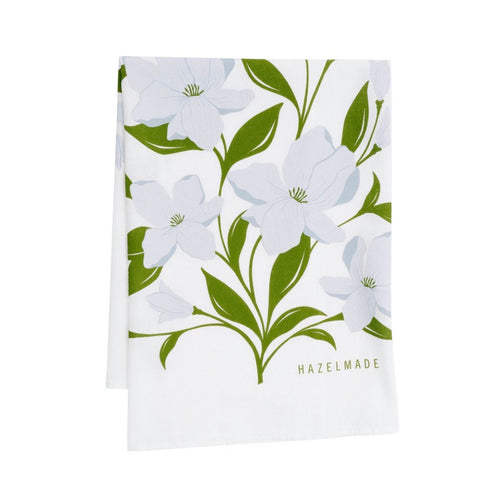 Dogwood Tea Towel