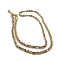 Load image into Gallery viewer, Rope Chain Necklace