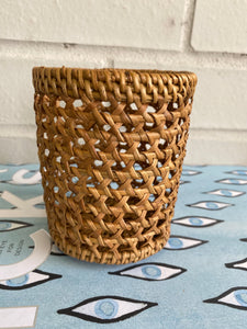 Cane Pencil Holder/Makeup Brush Holder