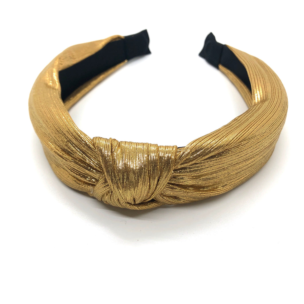Goldie Topknot Headband