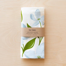 Load image into Gallery viewer, Dogwood Tea Towel