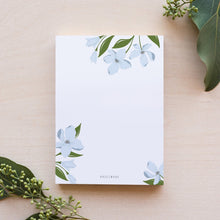 Load image into Gallery viewer, Dogwood Bouquet Small Notepad