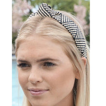 Load image into Gallery viewer, Traditional Rattan Topknot Headbands (9 Color Options)