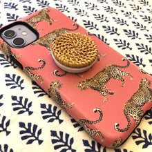 Load image into Gallery viewer, Rattan Phone Pop Socket