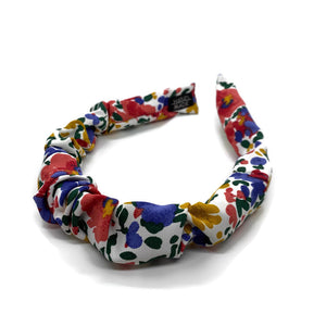 Ingrid Ruched Headband