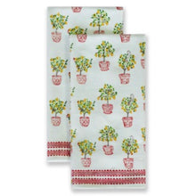 Load image into Gallery viewer, Partridge Tea Towels, Set of 2
