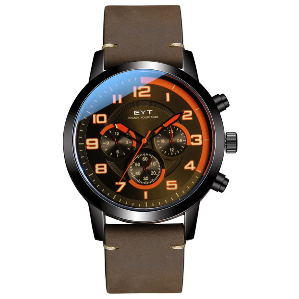 Contemporary mens watch
