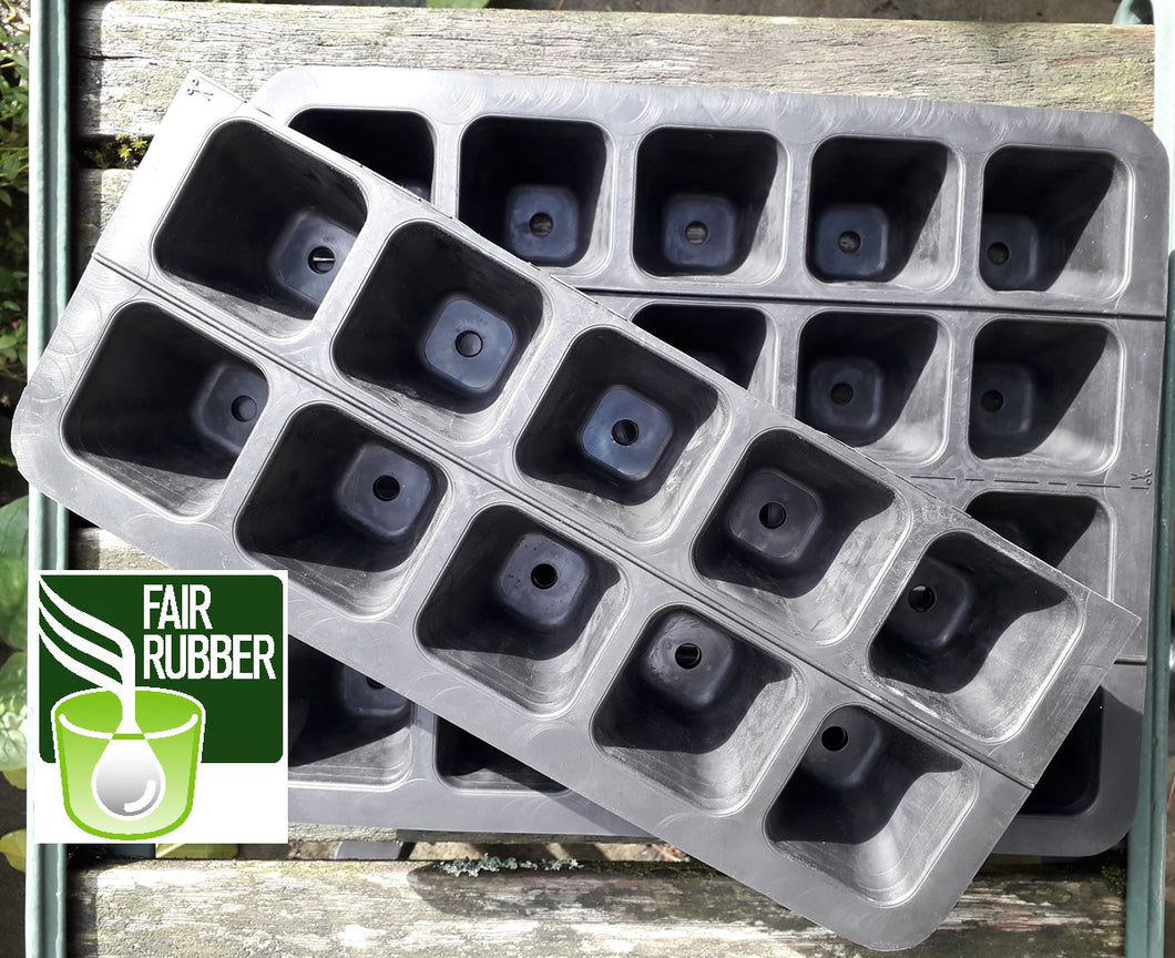20 Module Natural Rubber Seed Tray (NEW)