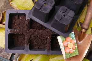 6 Module XL Natural Rubber Seed Tray