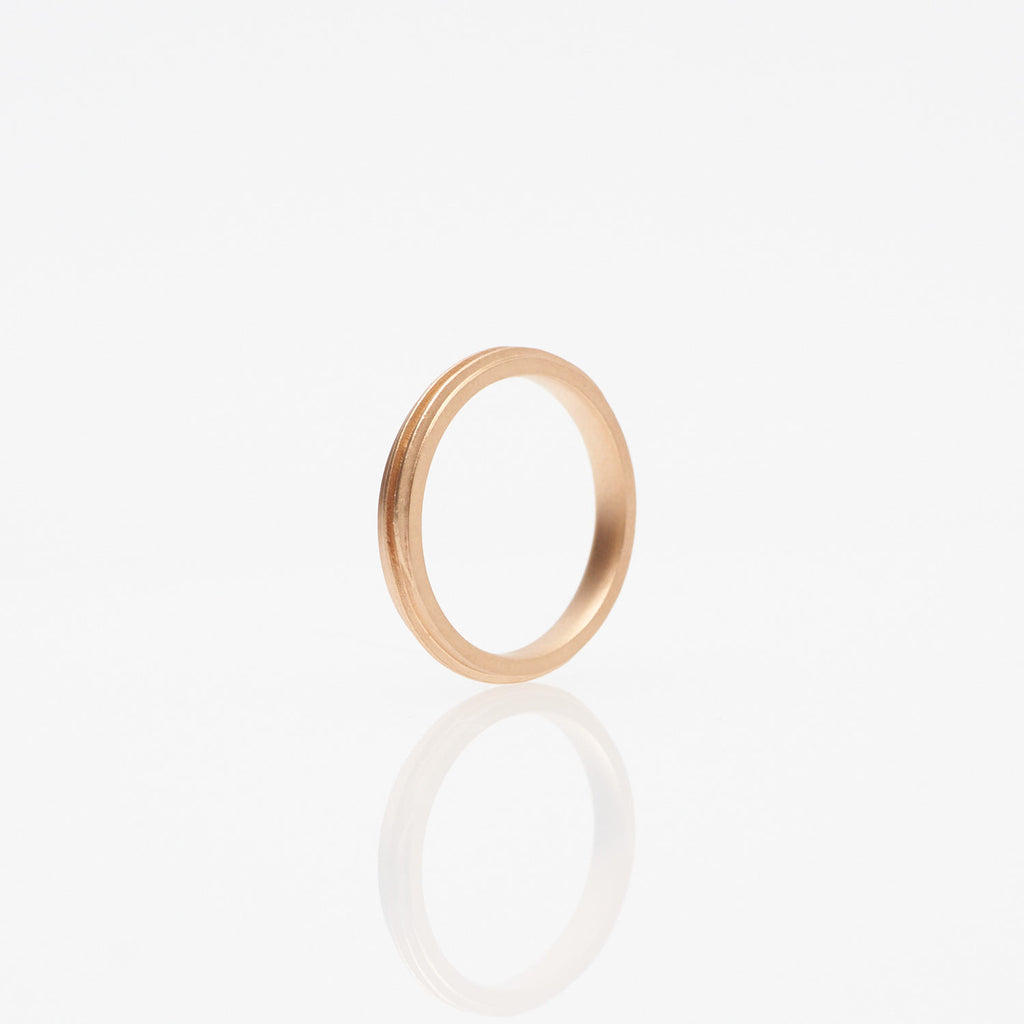 COIL 18k Pink Gold