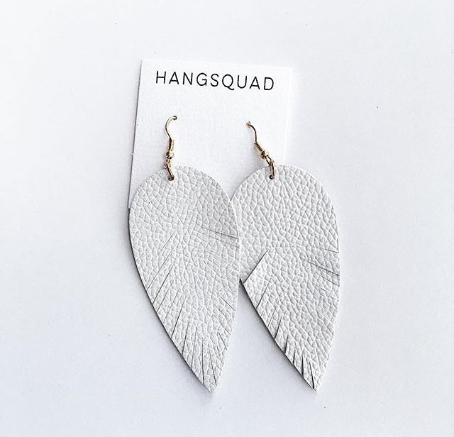 White Leather - HANGSQUAD