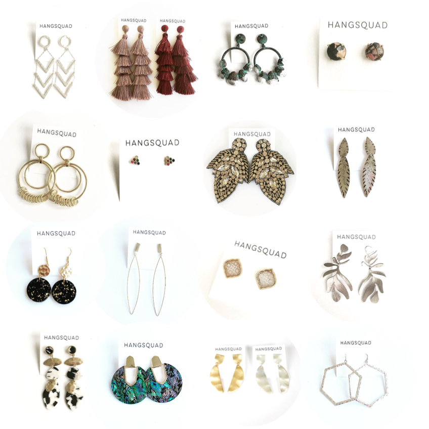 Monthly Earring Subscription