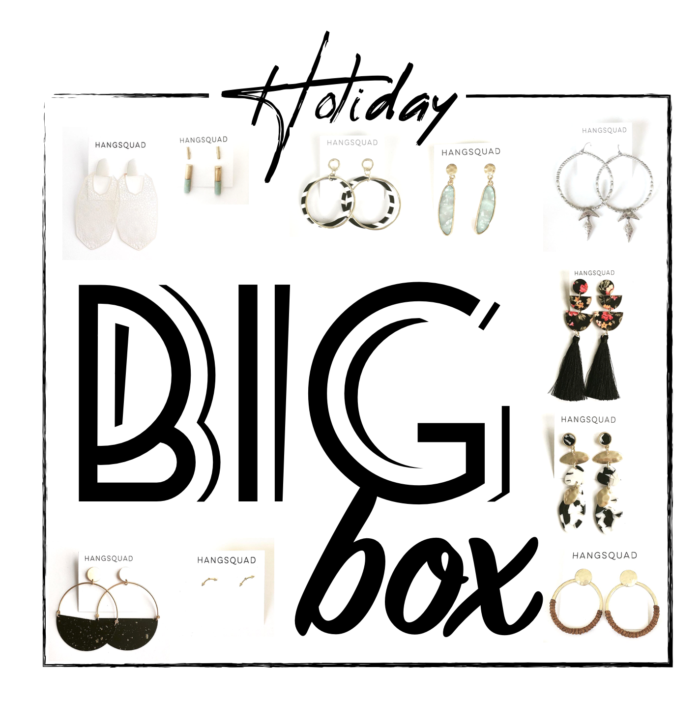 HangSquad's Holiday BIG BOX