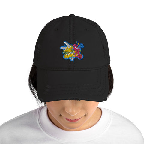 Banana Raider Hat