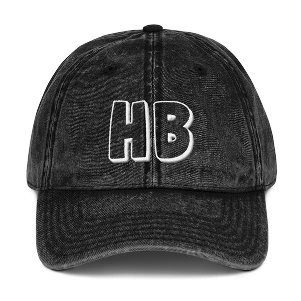Vintage Home Base Logo Dad Hat