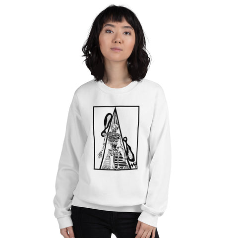 Skeleton Unisex Sweatshirt