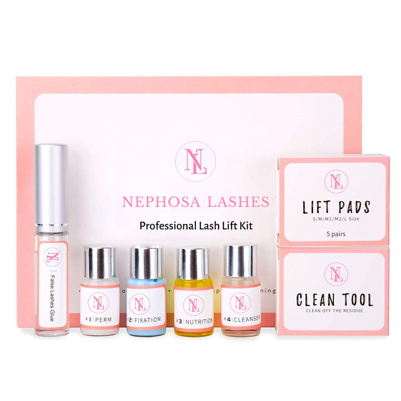 Nephosa Lashes® -  Eyelash Lift Kit