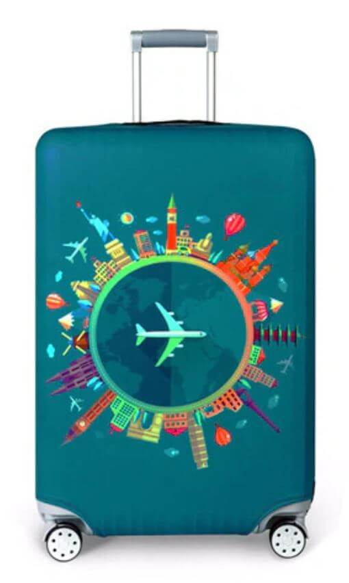 Stylish Protective Covers For Your Suitcase