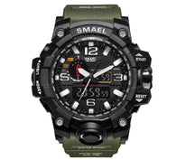 Zombie Resistant Military Men's Watch