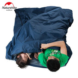Portable Adult Sleeping Bag - Fits in your hand!