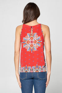 PRINT TANK WITH BACK KEYHOLE