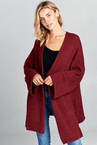 Extra Soft Oversize Sweater Cardigan