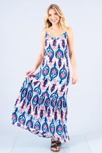 Preorder - Tiered Bottom Detailed Maxi Dress