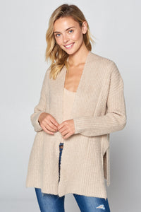 Thick Knit Cardigan