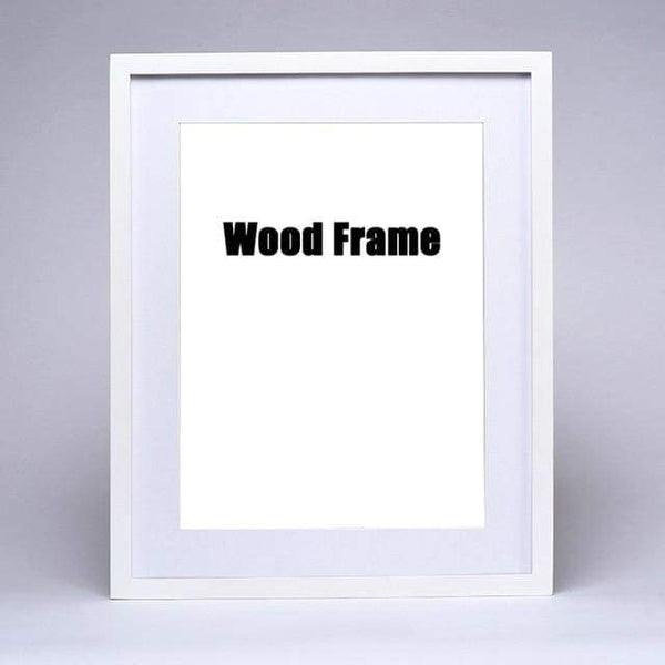 Wood Wall Art Frames - Picture Frames
