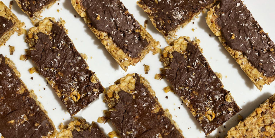 Reese's style Granola Bars