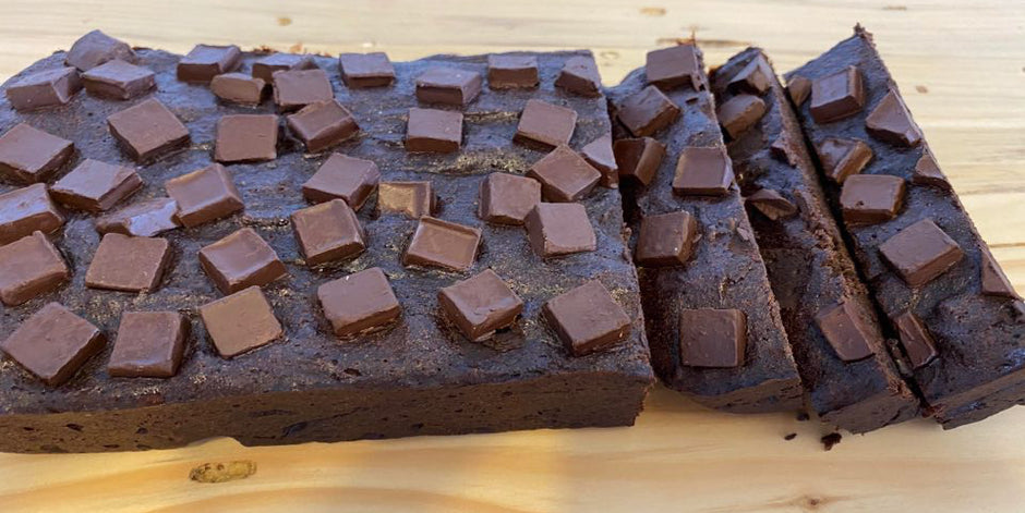 Double-Chocolate Protein Bread