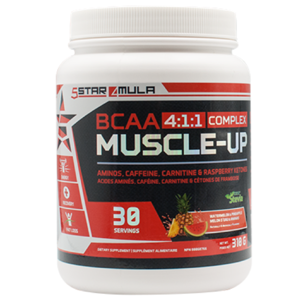 5Star4Mula  Muscle Up - 30 Servings - 5Star4Mula - Hyperforme.com