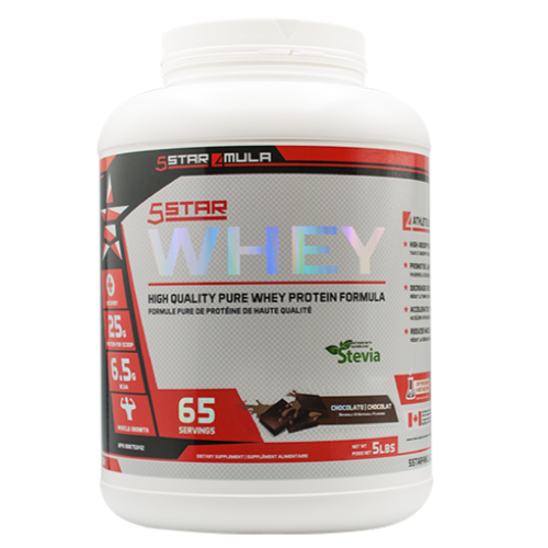 5Star4Mula Whey Protein Chocolate (2465840758861)