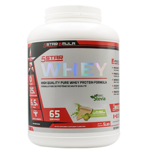 5Star4Mula Whey Protein Key Lime Pie (2465840758861)