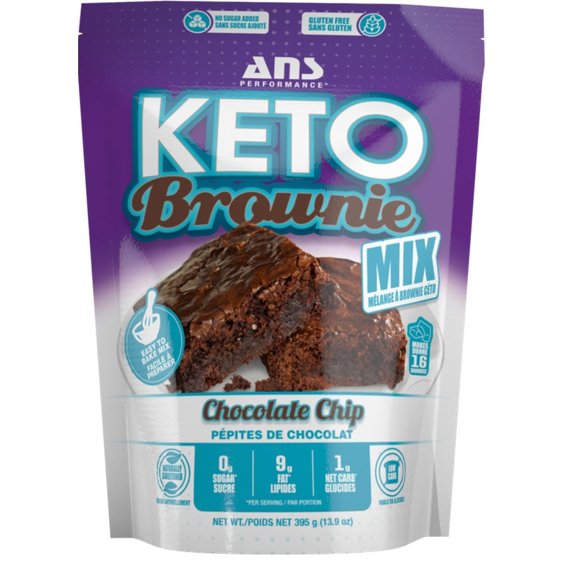 ANS Keto Brownie - 16 Servings