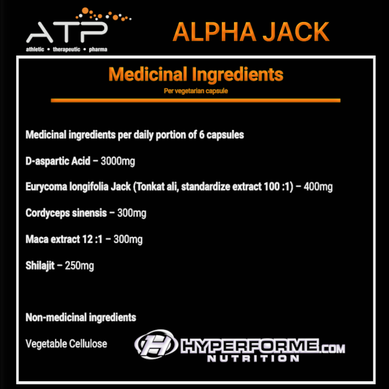 ATP ALPHA JACK NUTRITION FACTS INFO (2465895678029)