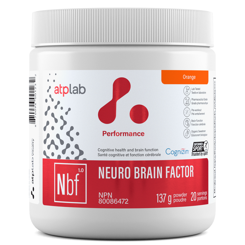 ATP Neuro Brain Factor 137g - Orange