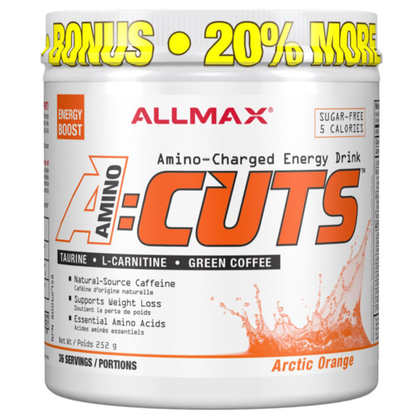 Allmax Acuts - 36 servings