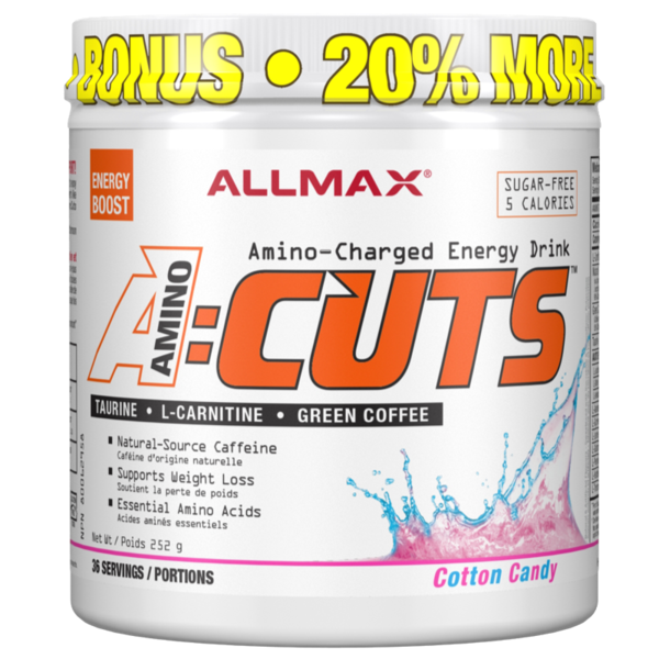 Allmax Acuts Arctic Cotton Candy (2465827815501)