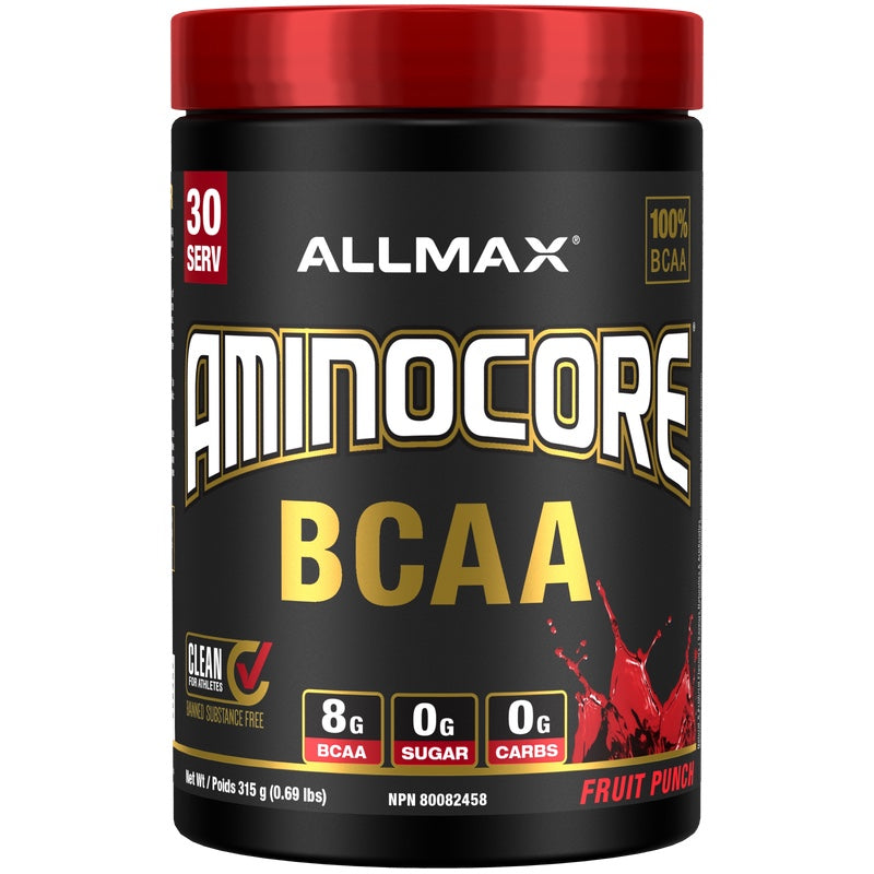 Allmax Aminocore - 30 Servings Fruit Punch